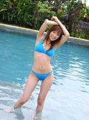 Yua Aida Pretty Asian Model Likes Being Nude Outdoors