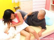 Yui Komine Internal Cum Asian babe Enjoys Getting Her Pussy Filled With Cum