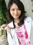 Yuuka Is An Asian babe Who Does The Innocent Look Very Well