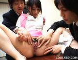 Yuuka Oosawa Office Girl Fingering And Fucking Her Pussy picture 14