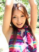 Yuuna Is A Hot Model Who Enjoys The Outdoors Nude