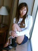 Yuzuha Is An Asian babe  Who Likes To Have Her Way With Her Guys