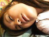 Yuzuru Masturbate Horny Asian babety Teen Enjoys Her Toys