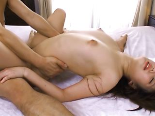 Homemade hardcore with young Asian Beni Itou