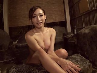 Japanese housewife Claire Hasumi goes nasty in raw solo sessions