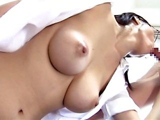 Adorable Kaede Niiyama pleases hunk with hardcore