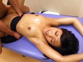 Small tits amateur girl gets busy in POV hardcore