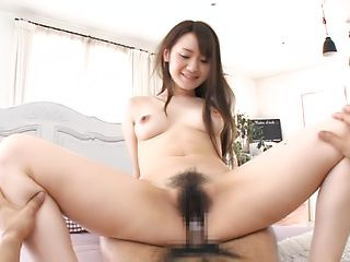 Mature Suzuki knows how to ride that cock