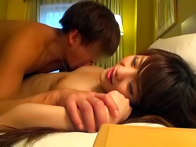 Oral sex on cam for amateur Japanese with hairy pussy