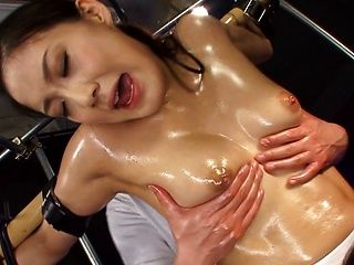 Charming  Uchida Mayu pussy delighted to climax