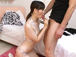Arisa Shiraishi wants that creamy load urgently