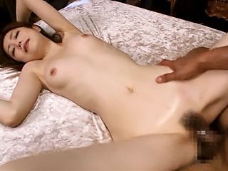 Ai Haneda naughty mature Asian sex model gives excellent blowjob