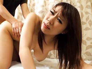 Horny Nakamura gets a deep rear fuck