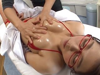 Nishino Hikari having her juicy muff banged