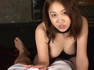 Big titted MILF Tamari You gives a steaming POV blowjob