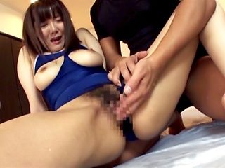 Seika Hariyama hardcore Asian milf gets facialed