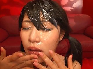 Amazing POV blowjob with Asian milf, Chigusa Hara