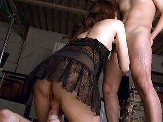 Izumi Tachibana loves some sweet bondage action