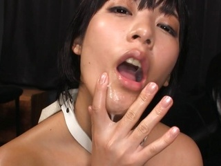 Ravishing pleasures for lustful Miku Abeno