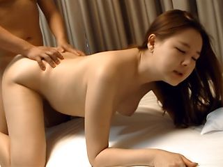 Sexy Asian milf gets her twat rammed superbly