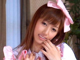 Tiara Ayase Sweet Asian teen