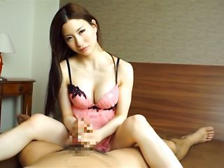 Pretty babe Nana Wakui enjoys a lovely fuck