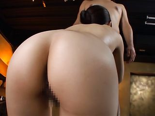 Hot beauty Mieri gets a nice fuck after a massage