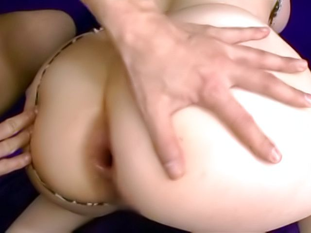 Saegusa Chitose gets both her holes rammed hard