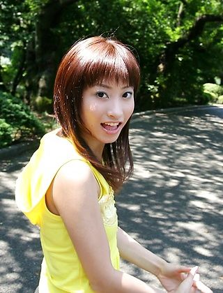 Ayumu Kase Asian Sweetheart Is Lovely In Her Short Skirts