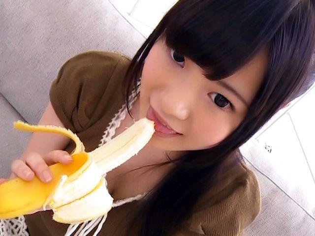 Natsu Kimino makes a due get a messy cumshot