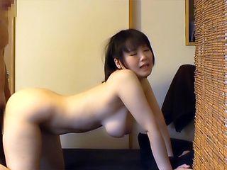 Futaba Hashizuku gets nailed in superb ways