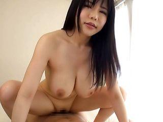 Cute Orika moans as she is nailed deep