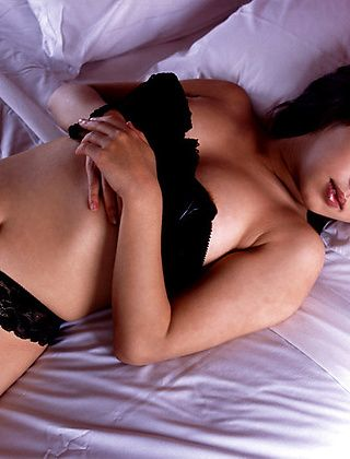 Bunko Kanazawa lovely Asian escort enjoys her job