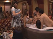 Alluring Satou Haruka is a naughty amateur in wild sex orgy