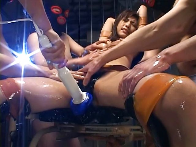 Japanese toyed till no choice but climax again amp again 2