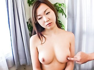 Arousing Japanese amateur in hot masturbation show