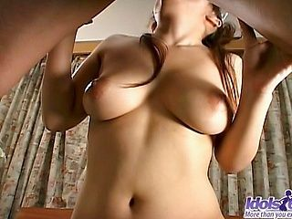Meguru Kosaka Has A Nice Set Of Tits And Loves To Fuck