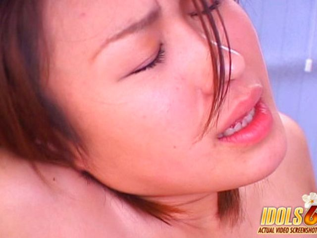 Japanese Teen Loves That Creampie Feeling In Her Hot Pussy
