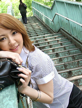 Maika Hot Japanese babe Who Models For Fun And Fucking