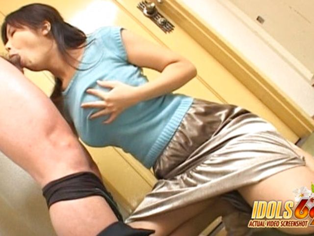 Marin Asaoka Big Breast Housewife Enjoys Playing An Asian Tramp For Her Husband