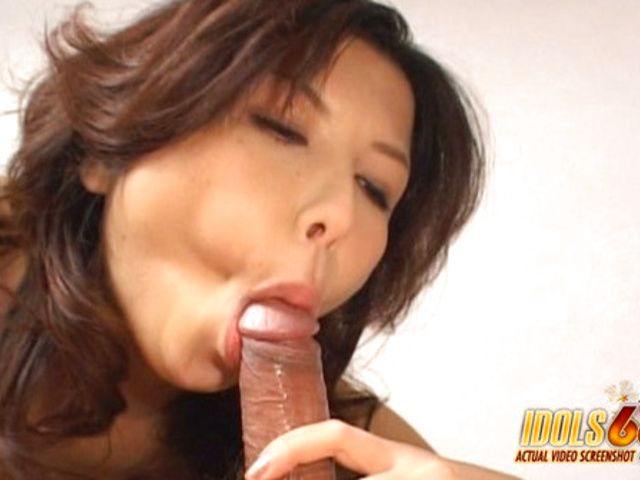 Marin Asaoka Toying Creampie Japanese Tramp Is Into Sucking Cock And Lots Of It