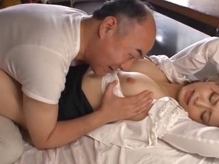 Akiho Yoshizawa Japanese milf gets hardcore fucking