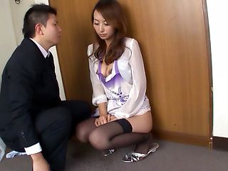 Sizzling hot Asian milf gets screwed amazingly