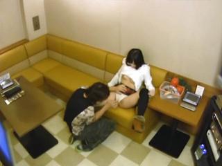 Ayumi Kimino naughty Japanese milf fucked on voyeur cam