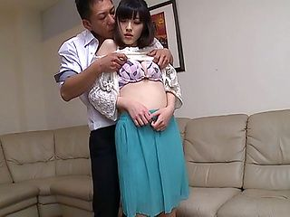 Kinky Iioka Kanako gets fisted and fucked hard