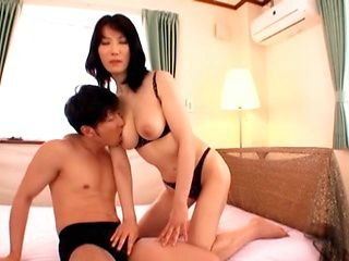 Hot milf chick Misa Arisawa hot cheating wife action here