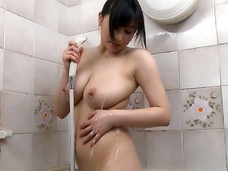 Sizzling hot Asian milf nailed in amazing ways