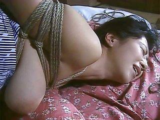 Ayane Yuki mature Asian babe with big tits is into bondage fucking