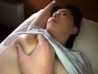 Hot Kirishima Ayako gets bend over and fucked hard