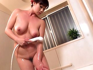Mesmerizing Kyouka Miyabe loves getting rammed hard